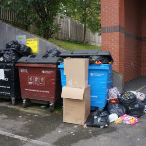 Manchester gets a reward for its recycling. Manchester encourage their residents to recycling. waste crime has been reduced. Published at The Green Bee: Eco-Journalism. Author: Juanele Villanueva
