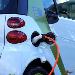 VED will rise according to CO2. Electric Vehicle charging. Published at The Green Bee. Author Juanele Villanueva